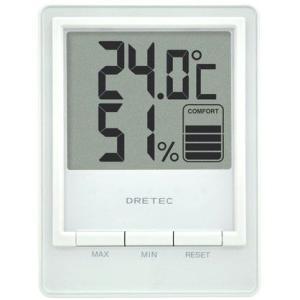 デジタル温湿度計「スタシス」 dish