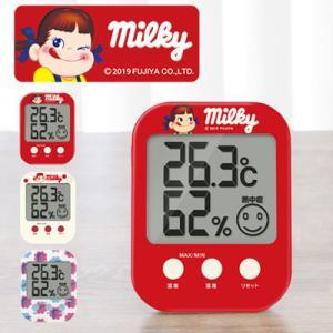 ドリテック 温湿度計 デジタル おしゃれ 高精度 ペコちゃん コラボ|dish