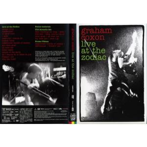 graham coxon live at the zodiac グレアム・コクソン ライヴ・アット・ザ・ゾディアック [中古DVDレンタル落]|disk-kazu-saito