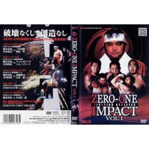 ZERO-ONE IMPACT VOL.1 [中古DVDレンタル落] disk-kazu-saito