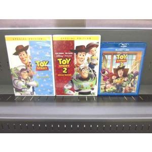 トイ・ストーリー 1〜3+ブルーレイ (全4枚)(全巻セットDVD)|中古DVD/ブルーレイ|disk-kazu-saito