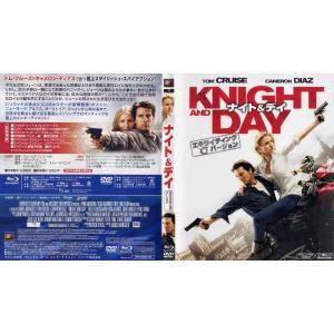ナイト&デイ エキサイティング・バージョン [DVD/ブルーレイの2枚組]|中古DVD/ブルーレイ|disk-kazu-saito