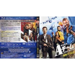 特攻野郎Aチーム THE MOVIE 無敵バージョン [DVD/ブルーレイの2枚組]|中古DVD/ブルーレイ|disk-kazu-saito