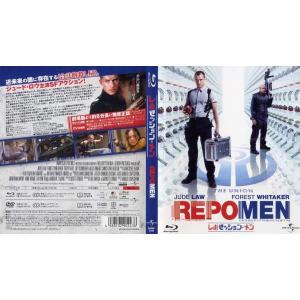 レポゼッション・メン REPO MEN [DVD/ブルーレイの2枚組]|中古DVD/ブルーレイ|disk-kazu-saito