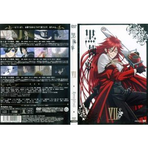 黒執事 VII 中古DVD disk-kazu-saito