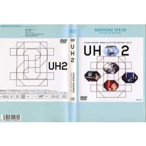 UH2+ UTADA HIKARU SINGLE CLIP COLLECTION Vol.2 [中古DVDレンタル落]|disk-kazu-saito