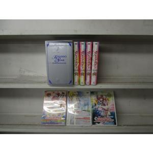 カレイドスター おもひでBOX (箱にダメージ・汚れあり)+OVA 3作品 全19巻 [中古DVDレンタル落] disk-kazu-saito
