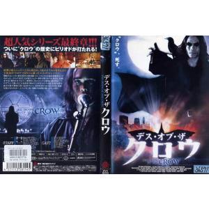 デス・オブ・ザ・クロウ|中古DVD|disk-kazu-saito
