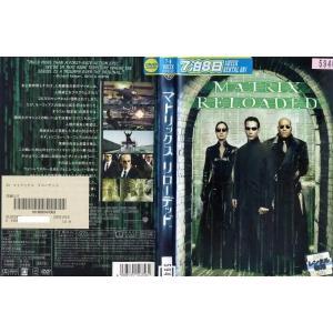 マトリックス・リローデッド MATRIX RELOADED|中古DVD|disk-kazu-saito