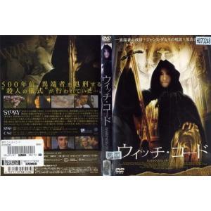 ウィッチ・コード WIRE IN THE BLOOD DARKNESS OF LIGHT|中古DVD|disk-kazu-saito