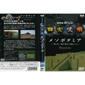 NHKスペシャル 四大文明 メソポタミア それは一粒の麦から始まった|中古DVD|disk-kazu-saito