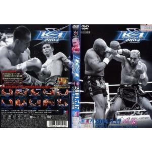 K-1 WORLD GRAND PRIX2004 2004.7.17 ソウル チャムシル体育館|中古DVD|disk-kazu-saito