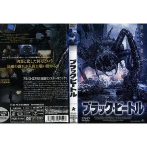 ブラック・ビートル THEY CRAWL|中古DVD|disk-kazu-saito