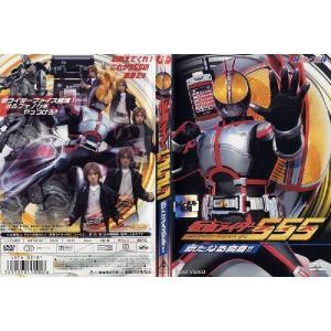 仮面ライダー555 第1巻 新たなる変身!! [HERO CLUB] 中古DVD disk-kazu-saito