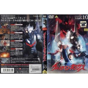 ウルトラマンネクサス 第10巻|中古DVD|disk-kazu-saito