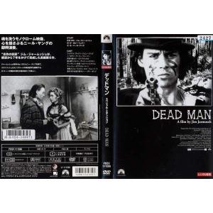 デッドマン スペシャル・エディション DEAD MAN (1995年) [字幕][ジョニー・デップ]|中古DVD|disk-kazu-saito