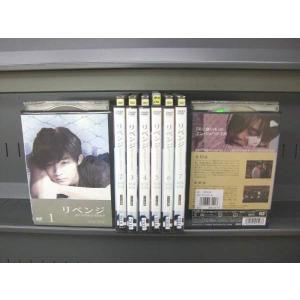 リベンジ REVENGE & PASSION 1〜8 (全8枚)(全巻セットDVD) [字幕]|中古DVD|disk-kazu-saito