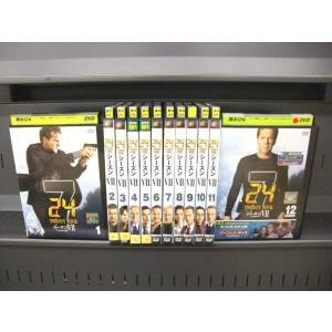 24 TWENTY FOUR シーズン7 1〜12 (全12枚)(全巻セットDVD)|中古DVD|disk-kazu-saito