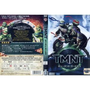 TMNT ミュータント・タートルズ|中古DVD|disk-kazu-saito