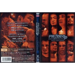 PRIDE GP 2005 SECOND ROUND 2005.6.26 in SAITAMA SUPERARENA|中古DVD|disk-kazu-saito