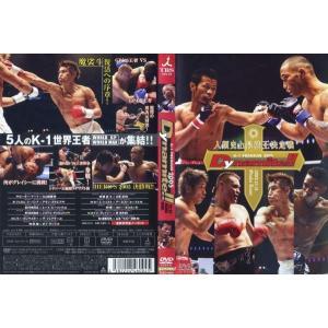 K-1 PREMIUM 2005 Dynamite!!|中古DVD|disk-kazu-saito