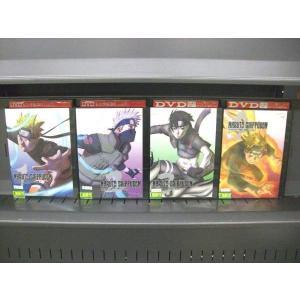 NARUTO ナルト 疾風伝 守護忍十二士の章 1〜4 (全4枚)(全巻セットDVD)|中古DVD|disk-kazu-saito