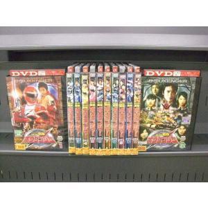 轟轟戦隊ボウケンジャー 1〜12 (全12枚)(全巻セットDVD) 中古DVD disk-kazu-saito