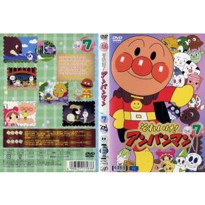 それいけ!アンパンマン '04 第7巻|中古DVD|disk-kazu-saito