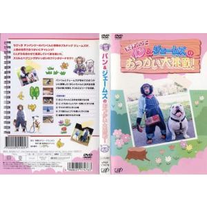 パン&ジェームズのおつかい大挑戦!|中古DVD|disk-kazu-saito