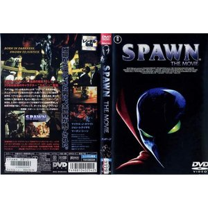 SPAWN THE MOVIE|中古DVD|disk-kazu-saito