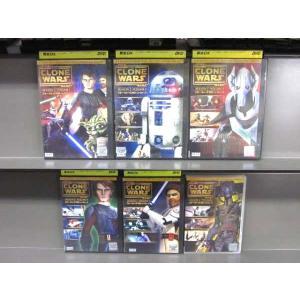 STAR WARS スター・ウォーズ クローン・ウォーズ シーズン1 1〜6 (全6枚)(全巻セットDVD) 中古DVD disk-kazu-saito