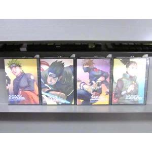 NARUTO ナルト 疾風伝 不死の破壊者、飛段・角都の章 1〜4 (全4枚)(全巻セットDVD) 中古DVD disk-kazu-saito