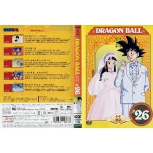 DRAGON BALL ドラゴンボール 第26巻|中古DVD|disk-kazu-saito