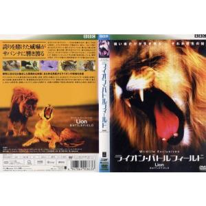 ライオン・バトルフィールド|中古DVD|disk-kazu-saito