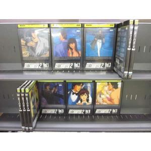 シティーハンター2 1〜11 (全11枚)(全巻セットDVD) 中古DVD disk-kazu-saito