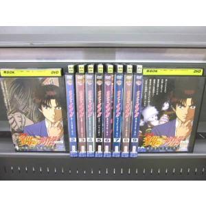 アニメ 金田一少年の事件簿 1〜10 (全10枚)(全巻セットDVD) 中古DVD disk-kazu-saito