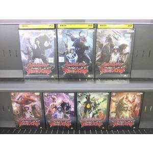 ウルトラギャラクシー 大怪獣バトル 1〜7 (全7枚)(全巻セットDVD)|中古DVD|disk-kazu-saito