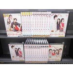 メリーゴーランド 1〜29 (全29枚)(全巻セットDVD) [字幕]|中古DVD|disk-kazu-saito