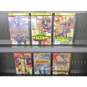なにわ遊侠伝 1〜6 (全6枚)(全巻セットDVD)|中古DVD|disk-kazu-saito