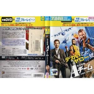 特攻野郎Aチーム THE MOVIE [DVD/ブルーレイの2枚組][中古DVDレンタル版]|disk-kazu-saito