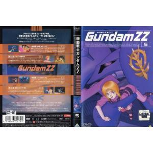 機動戦士ガンダムZZ 第5巻|中古DVD|disk-kazu-saito