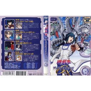 遊戯王 デュエルモンスターズGX 第15巻|中古DVD|disk-kazu-saito