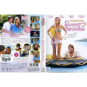 アマンダ・バインズ in Sweet Paradise|中古DVD|disk-kazu-saito