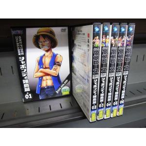 ONE PIECE ワンピース 11thシーズン シャボンディ諸島篇 (全6枚)(全巻セットDVD)|中古DVD|disk-kazu-saito