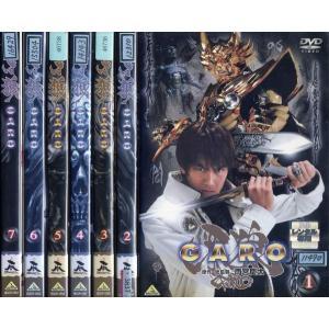 牙狼 GARO 1〜7 (全7枚)(全巻セットDVD)|中古DVD
