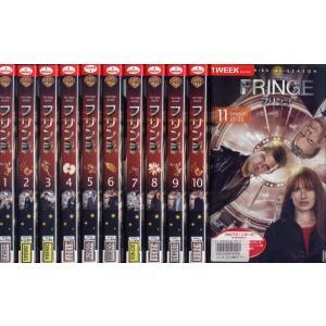 FRINGE フリンジ サードシーズン 1〜11 (全11枚)(全巻セットDVD)|中古DVD|disk-kazu-saito