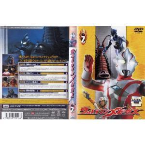 ウルトラマンメビウス 第2巻 [中古DVDレンタル版]|disk-kazu-saito