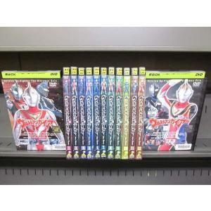 ウルトラマンガイア 1〜13 (全13枚)(全巻セットDVD)|中古DVD|disk-kazu-saito