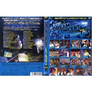 K-POP DREAM CONCERT ドリームコンサート 2008 [字幕][中古DVDレンタル版] disk-kazu-saito