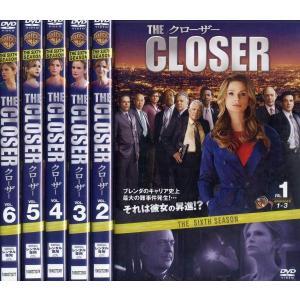 THE CLOSER クローザー 6thシーズン 1〜6 (全6枚)(全巻セットDVD)|中古DVD|disk-kazu-saito